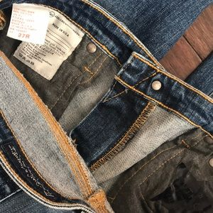 Anthropologie Jeans - Adriano Goldschmeid Angelina Petite Bootcut Jeans